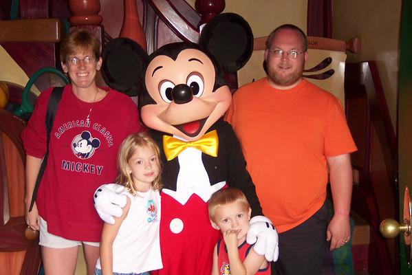 Disneyland's 50th - Summer 2005