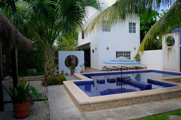 Cozumel-Villa Escondida