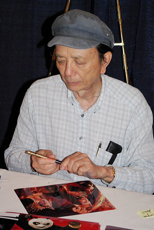 James Hong Autograph session
