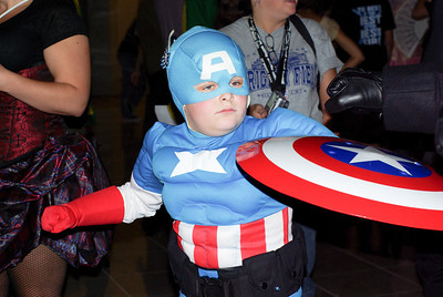Young Captain America