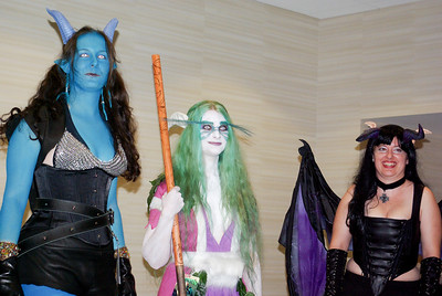 MMO costume contest
