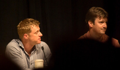 Alan Tudyk & Nathan Fillion