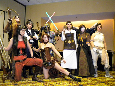Steam punk Starwars