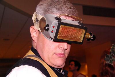 Doc as steam punk cyclops
