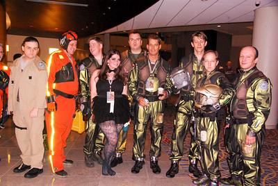 MK and Viper pilots