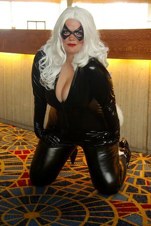 MK as Black Cat