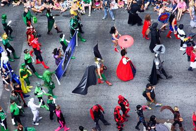 Marvel costuming group