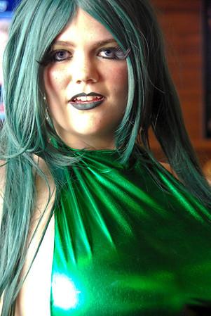 MK as Madam Hydra