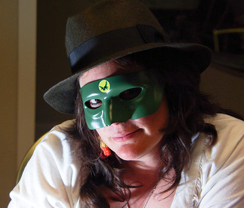April as green hornet