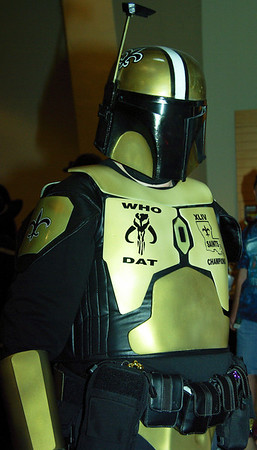Saints Boba Fett