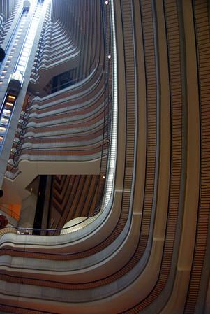 Mariott is a very pretty hotel