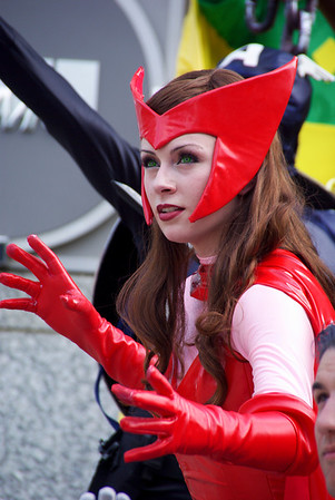 a different scarlet witch