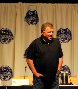 listening to William Shatner speak