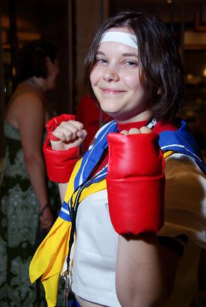 Emily as Sailor Moon