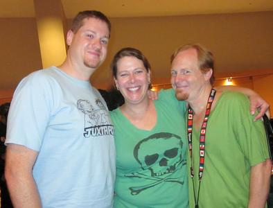 Red & Kerri & Steve