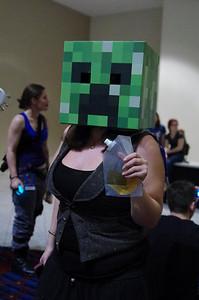 creeper MK - Minecraft
