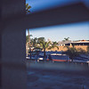 Our view from our hotel (Desert Inn & Suites)  Decent place to stay; the super short walk was probably the biggest appeal of the place