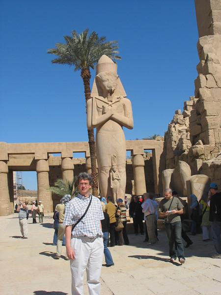 Rustem & Ramesses II.