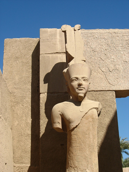 Luxor, the ancient city of Thebes remains eternal.