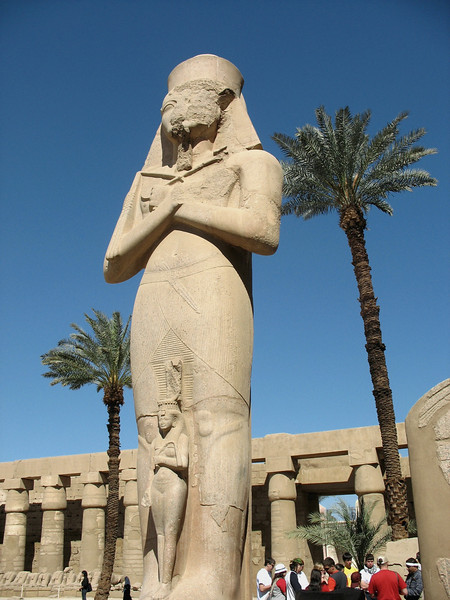 Beauty can last forever. Luxor.