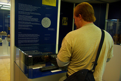 Steve and the Enigma Machine
