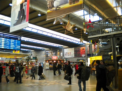 Munich Trainstation