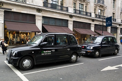 More London Taxis