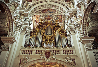 Passau church