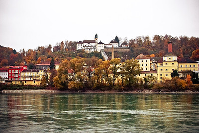 some German town on the river