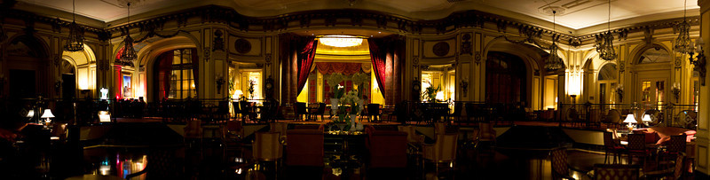 St Regis bar and lounge