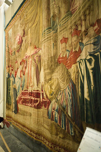 Inside The Vatican Tapestry Room