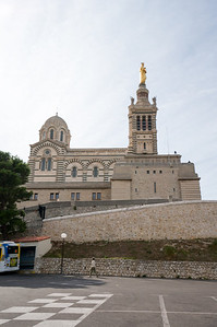Notre Dame in Marseilles