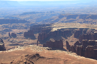 20180715-035 - Canyonlands NP - Grand View Point Overlook