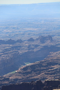 20180715-040 - Canyonlands NP - Colorado River from Grand View Point Overlook