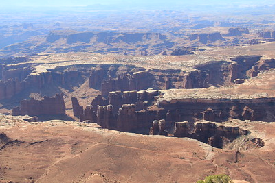 20180715-033 - Canyonlands NP - Grand View Point Overlook
