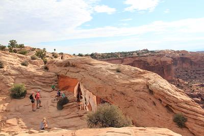 20180715-017 - Canyonlands NP - Mesa Arch