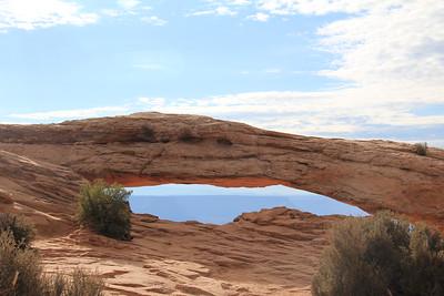 20180715-002 - Canyonlands NP - Mesa Arch