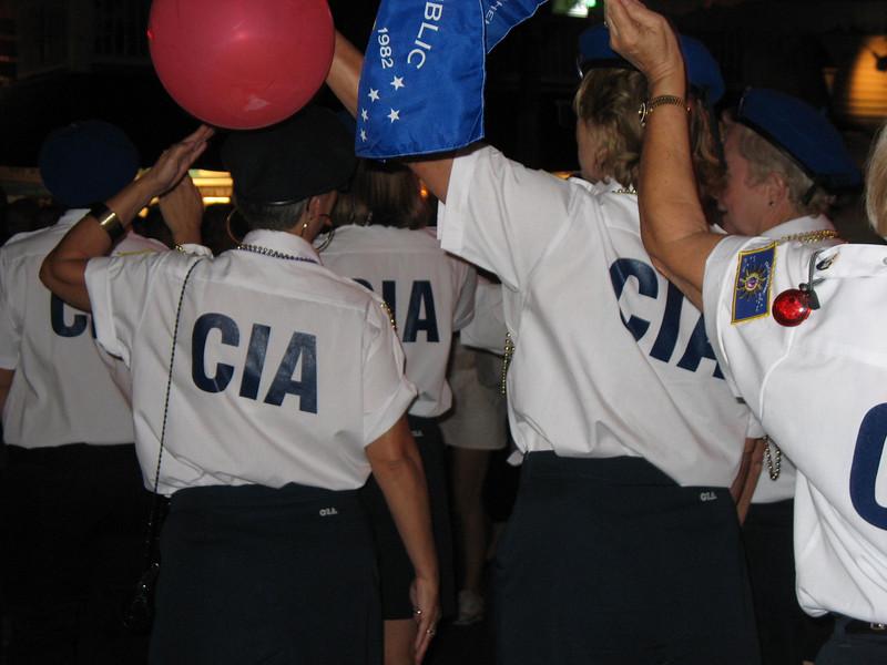 The Conch Republic's CIA.