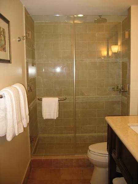 Pier House bathroom.