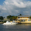 Intracoastal home across from The River House.