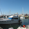 Key West marina.