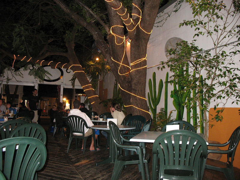 Mexican restaurant, Key West