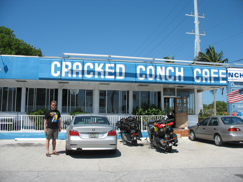 The Cracked Conch.