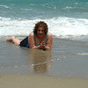 Susan in the surf. (2008)