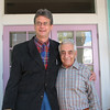 Dad & Rustem. Florida (2005)