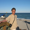 Juno Beach's public beach.