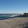 Public beach. Juno Beach, FL.