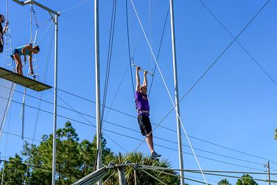 Aerial Trapeze Academy - David