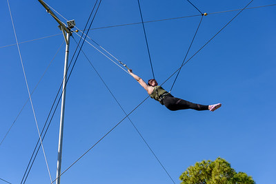 Aerial Trapeze Academy - Rachael