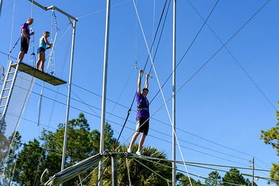 Aerial Trapeze Academy - Shane